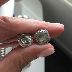 David Yurman Albion Earrings